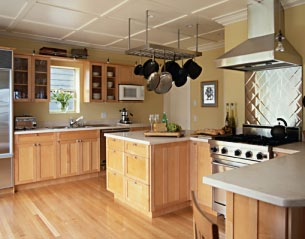 Kitchen Cabinets - Custom Cabinets by Fielder Builder
